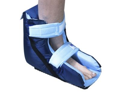 מגן קרסול + כרית ג'ל - Heel Float Walker Boot